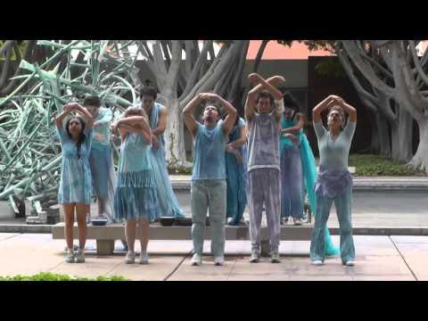 Global Water Dances 2016 - Long Beach, California, US