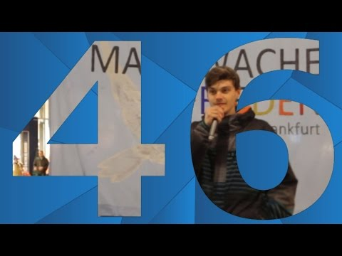 23.02.15 - Mahnwache für den Frieden - Frankfurt am Main #46