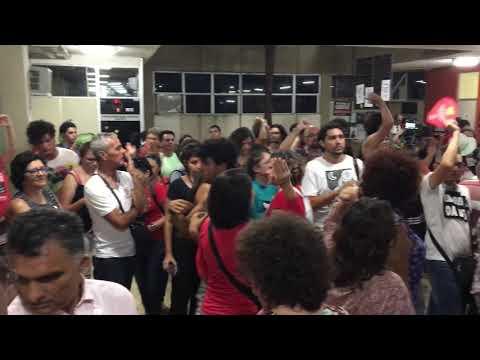VÍDEO: SECRETARIA ESTADUAL DE PLANEJAMENTO PERMANECE OCUPADA POR SERVIDORES