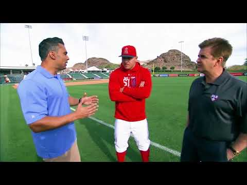 Outfield and Baserunning tips from Mike Trout