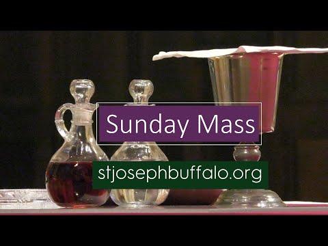 Sunday Mass October 17, 2021
