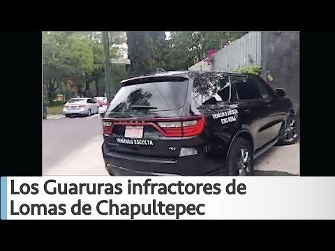 Arne aus den Ruthen  Guaruras infractores de Lomas de Chapultepec #PoderAntiGandalla