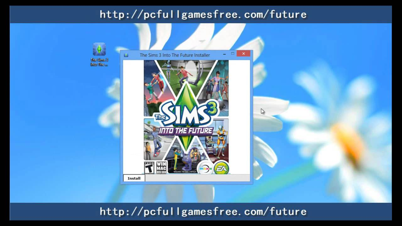 how to add a downloaded sims into the sims 4