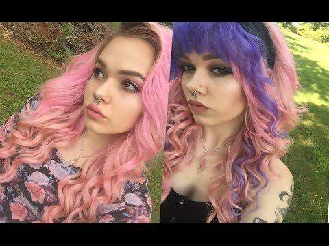 How to make fake bangs! thumbnail