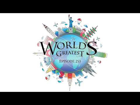 """How2Media presents """"World's Greatest!..."""" Episode 253"""