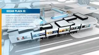 Анимация торгового центра Оушн Плаза(, 2012-10-15T10:02:12.000Z)