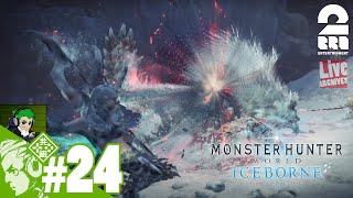 #24【モンハン】おついちの「モンスターハンターワールド:アイスボーン」【Li…