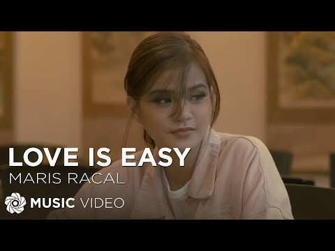 Maris Racal - Love Is Easy (Official Music Video)