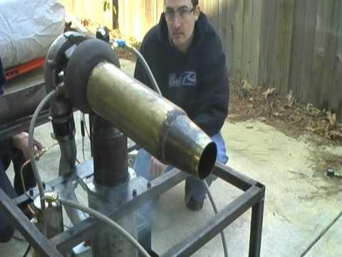 Diesel Gas Turbine