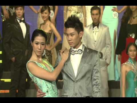 2013 Asia New Star Model Contest Final round Dress Parade Examination Result