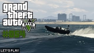 GRAND THEFT AUTO V #054: TAUCHGANG: Wrack im Alamosee «» Let's Play GTA V