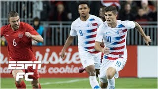 Is Christian Pulisic still the man to prevent USMNT from sinking? | CONCACAF Nations League