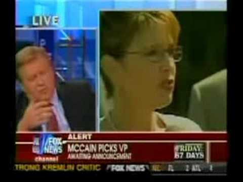 Doocy: Palin has FP experience b/c Alaska is next to Russia