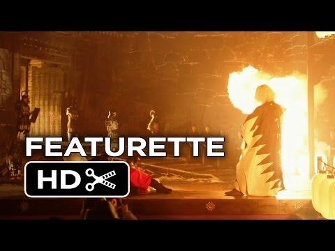 47 Ronin Movie Featurette - Samurai Action (2013) - Keanu Reeves Samurai Movie HD