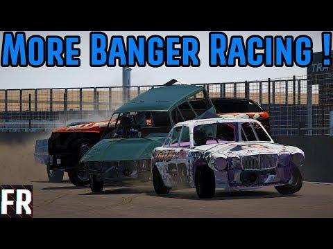 Wreckfest Mods - More Banger Racing !