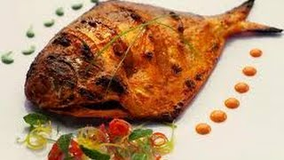 Delicious Seafood Of India