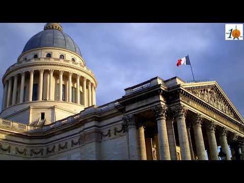 Латинcкий квартал в Париже