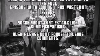 "Doctor Who - Classic Who - Season 1 - Episode 14 - ""The Roof of the World"" (with commentary)"