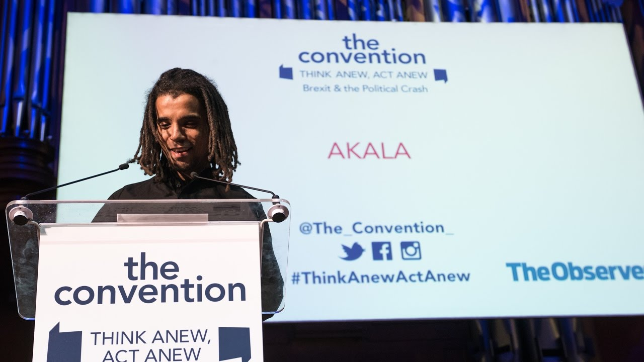 "Akala: ""The battle of Britishness in the age of Brexit"""