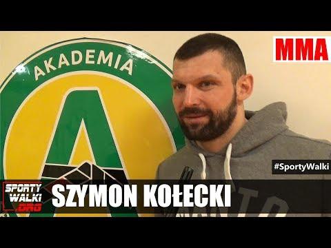 Szymon Kołecki o KSW i swojej przyszłości. Wideo