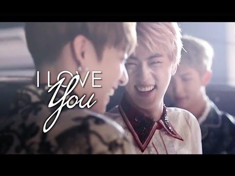 I love you [ kim seokjin ]