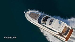 A Day Aboard the Prestige 500S Luxury Motor Yacht