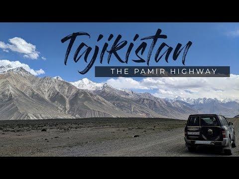 VLOG   Tajikistan   The Pamir Highway, Osh To Dushambe