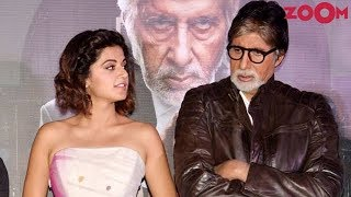Amitabh Bachchan says He has no Qualms working in Female led films