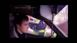 Женщина ГАИШНИК! Не до трах или ПМС!!! // Female POLICEMAN! Not to fuck or PMS!!!