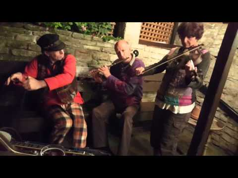 Folk Band in the Red Lion, Swanage