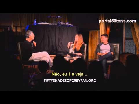 Kelly Marcel fala sobre Cinquenta Tons de Cinza - 1 LEGENDADO