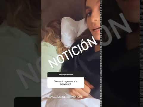 Confirmado: Angélica Rivera regresa a la Televisión