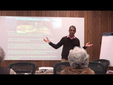 Dr. Amit Tondon's Presentation
