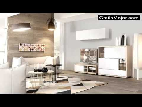 Moda online decoraci n salones modernos youtube - Decoracion salones modernos ...
