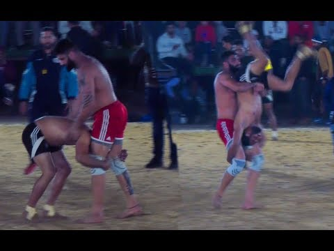 BEST 3 STOPS AT BIHLA KABADDI CUP - 2019