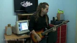 Robert Rodrigo - Come back home guitar solo (Airless)