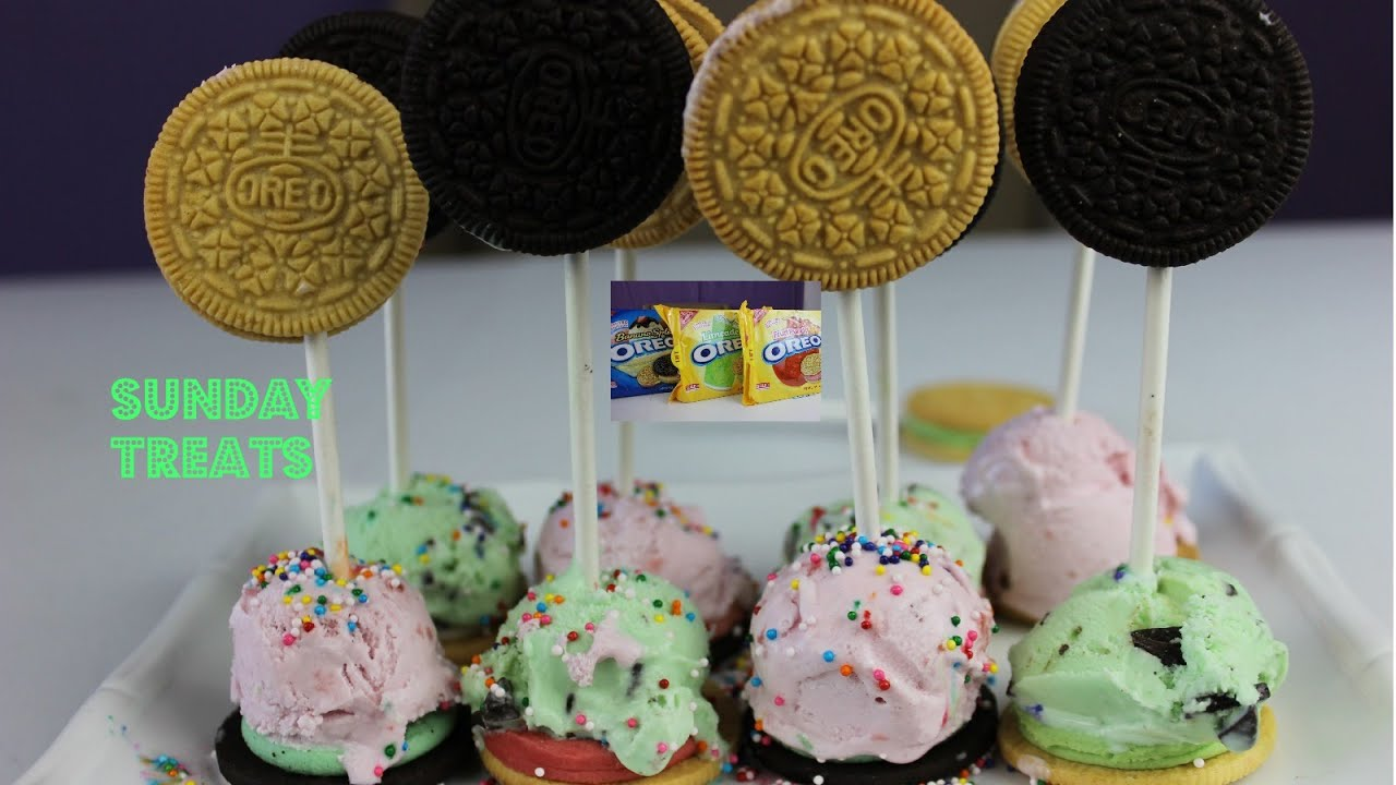 how to make oreo pops without breaking
