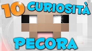 Minecraft [Curiosità] ~ 10 Curiosità sulla pecora