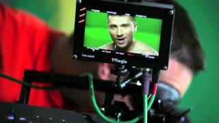 Сергей Лазарев - Take It Off (making of) HD