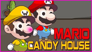 Mario Candy House Walkthrough