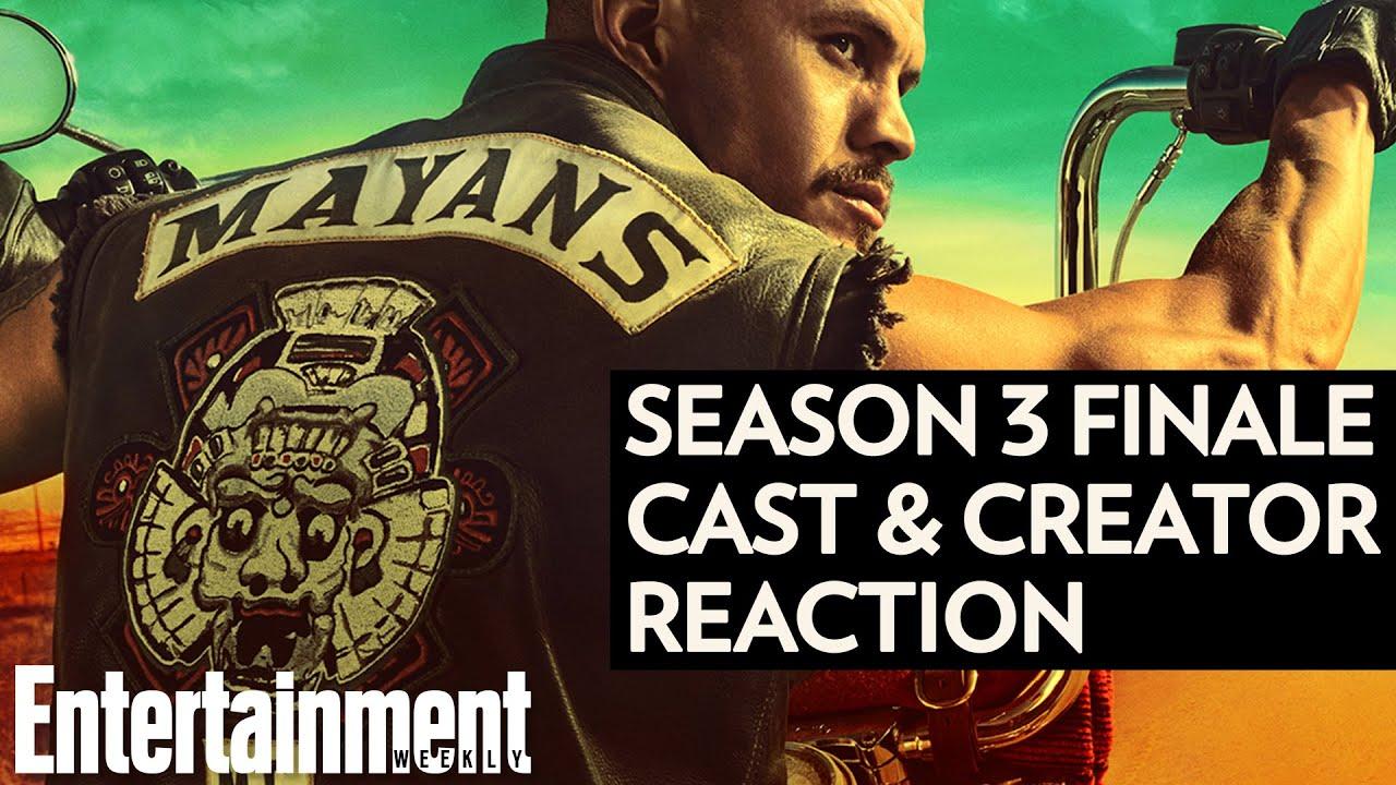 Mayans M.C. Cast & Creator React to Emotional Season 3 Finale