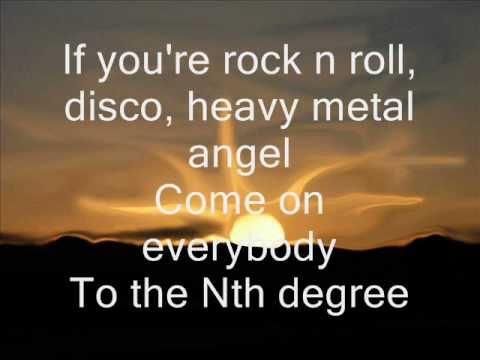 Nth Degree ~ Morningwood Lyrics