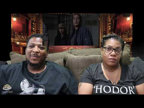 """The Walking Dead REACTION-Season 7 Episode 16 Pt.1 """"The First Day Of The Rest Of Your Life"""""""