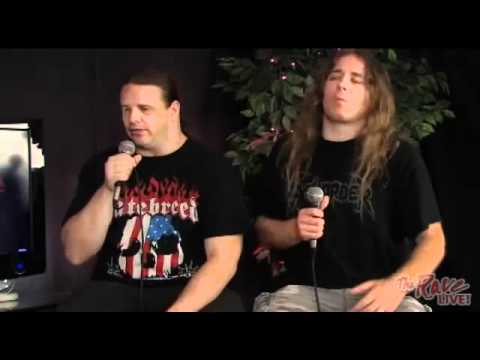 Cannibal Corpse exclusive backstage interview