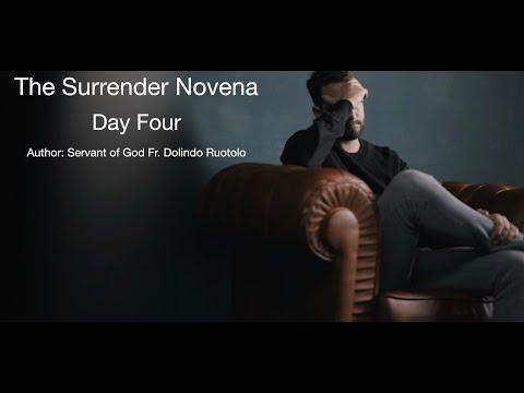 Day 4 Surrender Novena