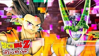 THIS IS NOT SUPPOSED TO HAPPEN!! Kaggy & DevilArtemis Take on Dragon Ball Sagas
