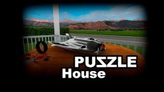 Puzzle House - Полное прохождение игры - В ожидании The Room Three