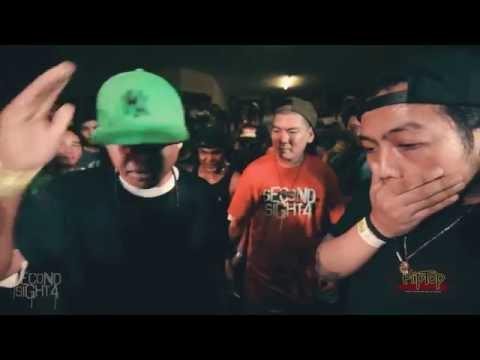 FlipTop - Batang Rebelde vs Kris Delano