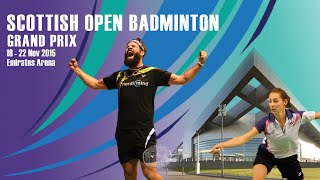 Scottish Open Grand Prix - Day 5 I LIVE!