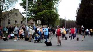 Door County Scotty Dog Parade